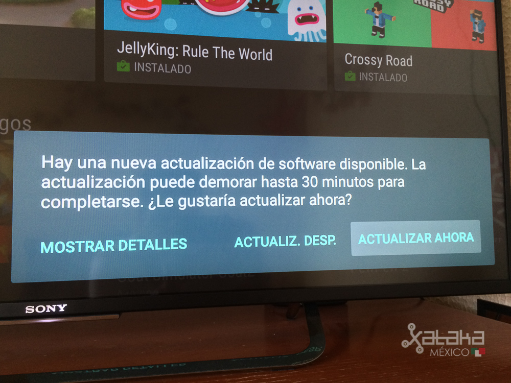Foto de Interfaz Android TV (9/27)