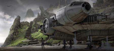 Star Wars E Vii Bocetos 37