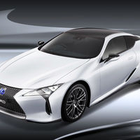 TRD ofrece ya en Japón chucherías para el Lexus LC