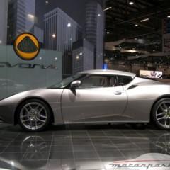 Foto 3 de 14 de la galería lotus-evora-en-el-british-motor-show-2008 en Motorpasión