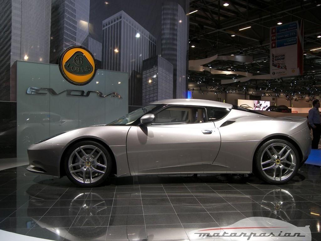 Foto de Lotus Evora en el British Motor Show 2008 (3/14)