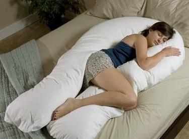 Almohada de cuerpo entero