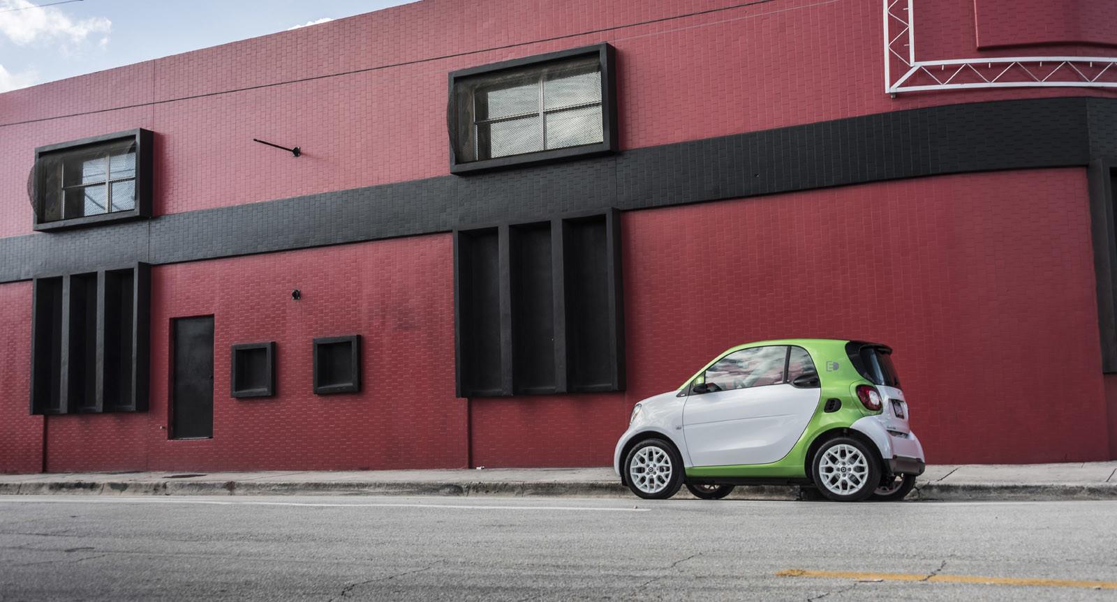 Foto de smart fortwo Electric Drive, toma de contacto (105/313)