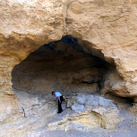 Cueva Restos Humanos