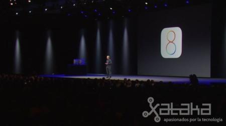 Apple anuncia iOS 8