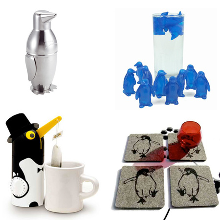 pinguino-varios