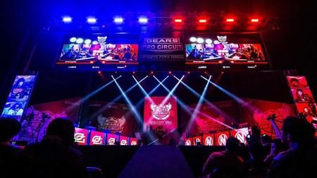 El Gears Pro Circuit de la Ciudad de México será aplazado hasta 2018