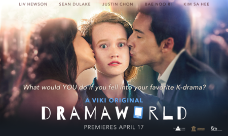 'Dramaworld' y Viki homenajean los dramas coreanos con una serie muy simpática