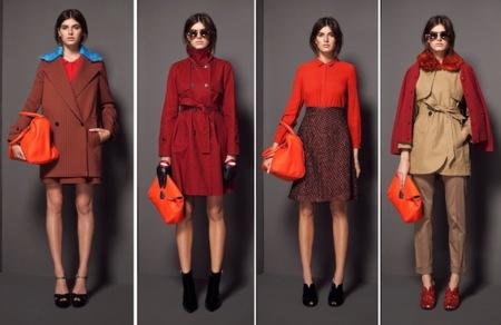 Bimba & Lola colección Invierno 2012/2013: piensa en un color y lo verás reflejado en alguna de sus prendas