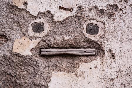 Old Concrete Wall Mini
