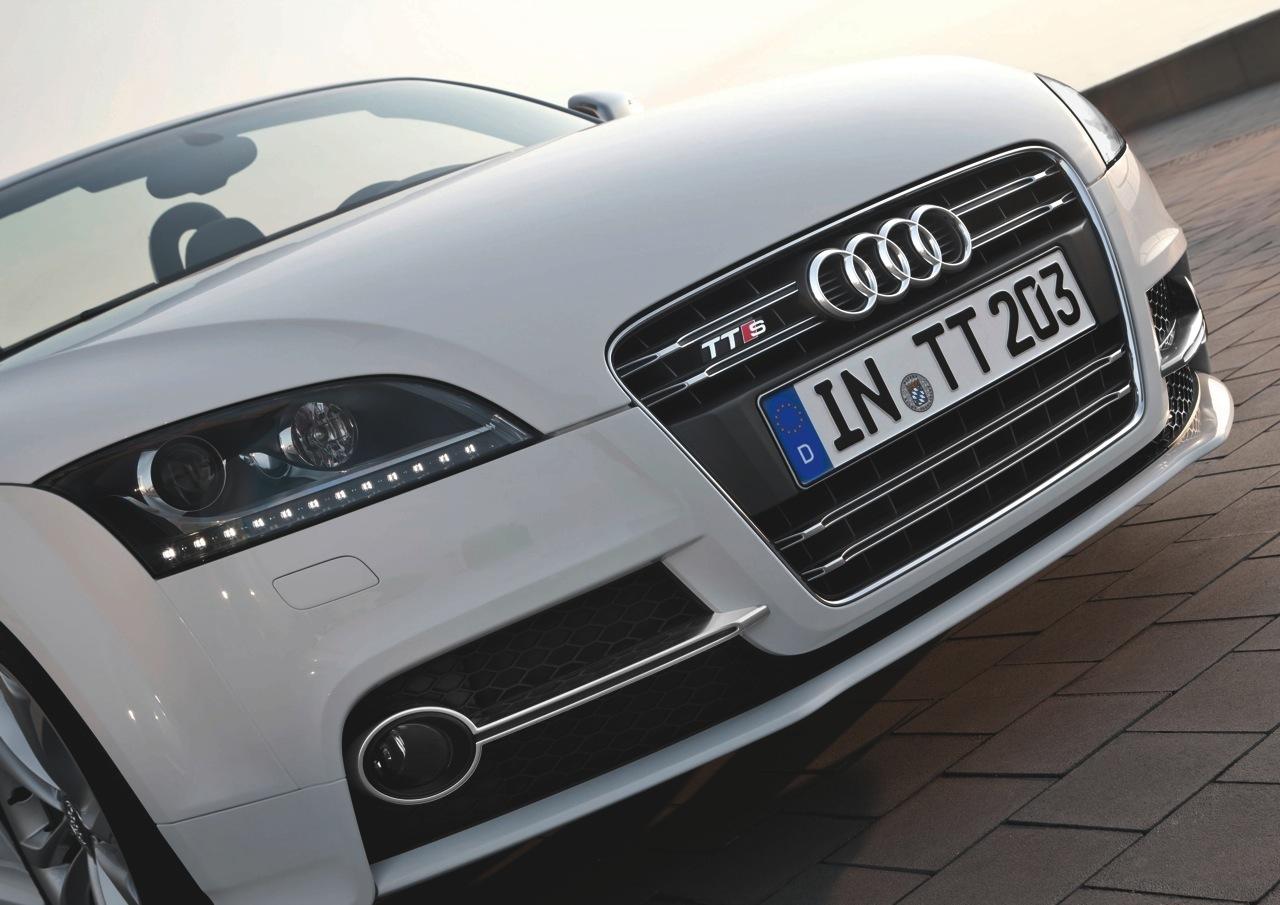 Foto de Audi TT Roadster 2010 (15/38)