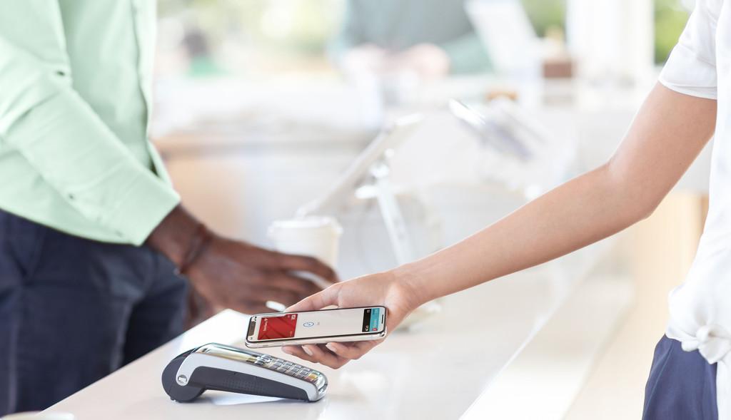 Pedir, comer, pagar y listo: llevando Apple™ Pay un paso mas adelante