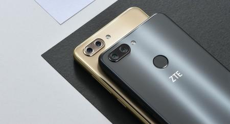 ZTE Blade V9: un gama media con pantalla 18:9, cuerpo de cristal y reconocimiento facial