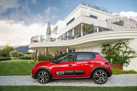 Citroën C3 2020 Prueba Contacto lateral