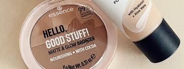 Con estos siete nuevos básicos de Essence conseguimos un maquillaje muy natural, efecto buena cara, a precios low cost