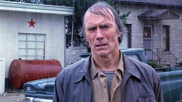 Clint Eastwood En Los Puentes De Madison
