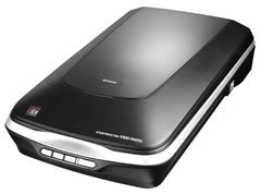 Epson V500, escáner con tecnología LED