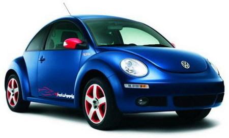 Volkswagen Beetle Hot Wheels, edición limitada para México