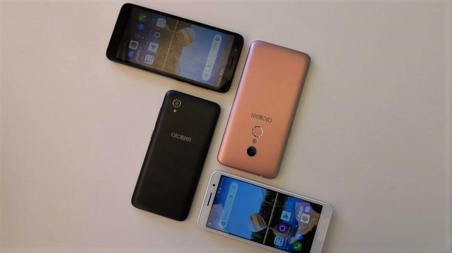 Alcatel 1 y Alcatel 1X llegan a México, este es el precio de los nuevos smartphones con Android Go en el país