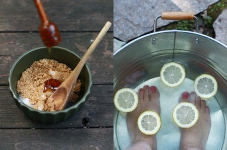 Tratamiento miel pies - 1