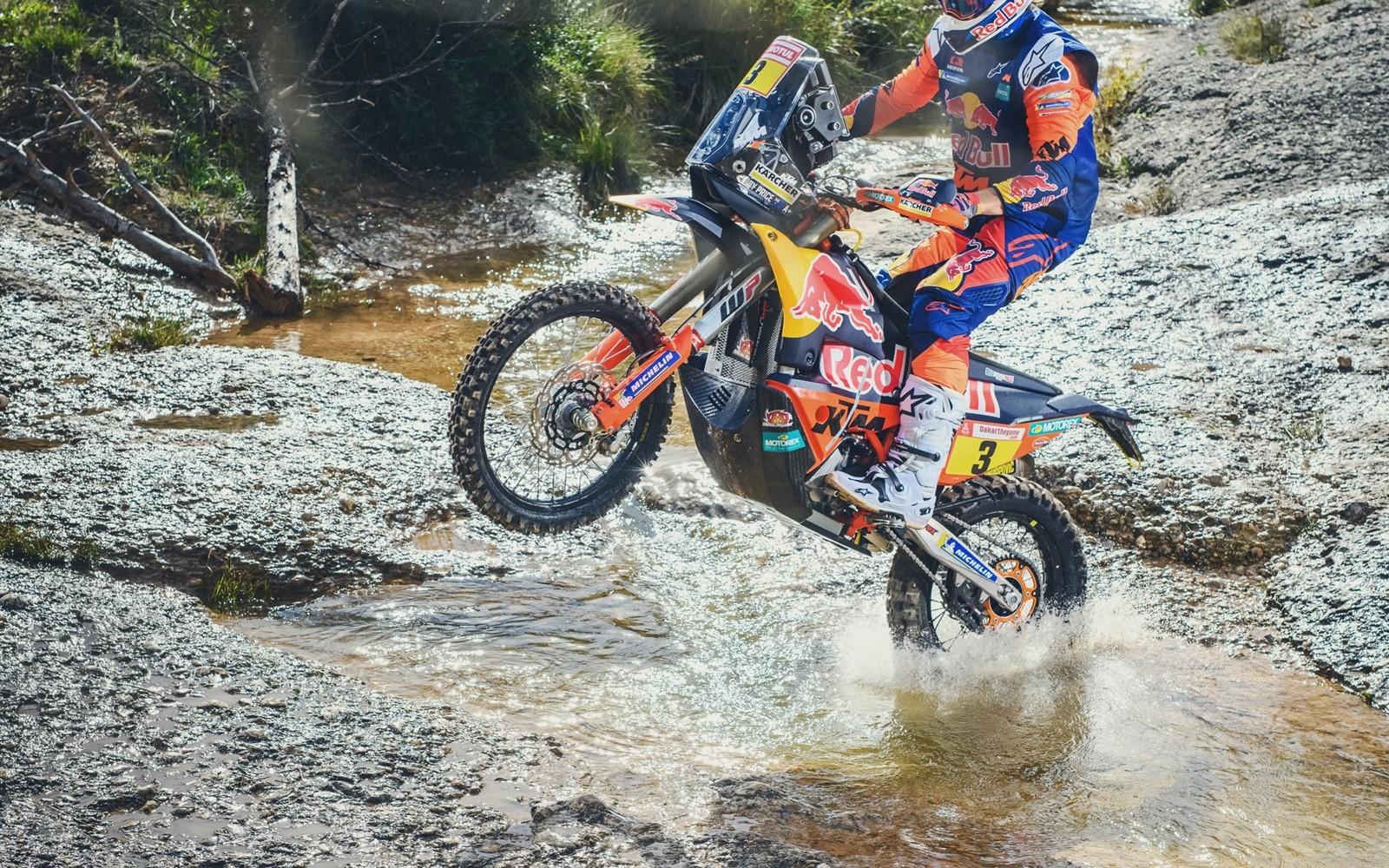 Foto de KTM 450 Rally Dakar 2019 (30/116)