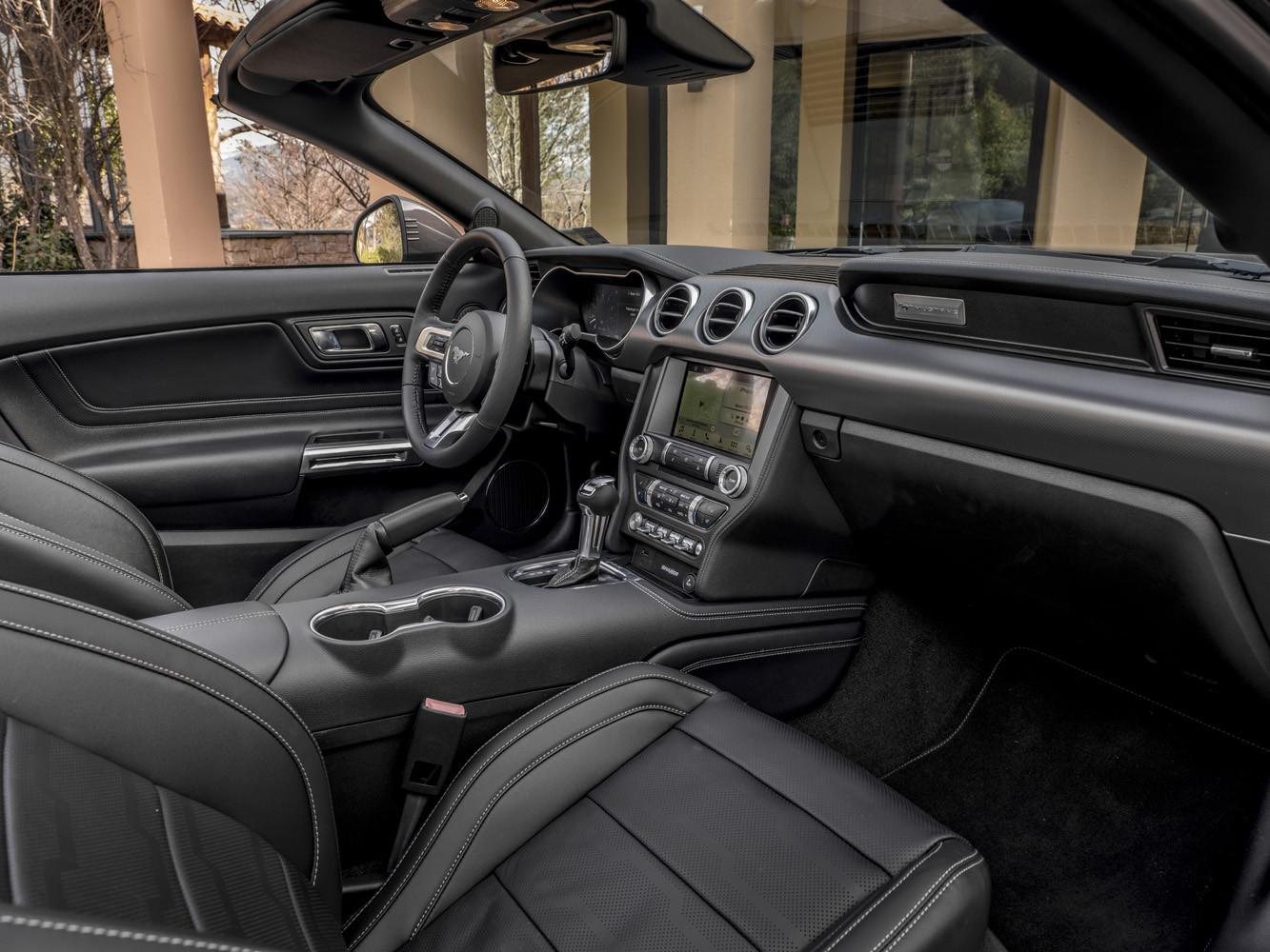 Foto de Ford Mustang 2018, toma de contacto (85/159)