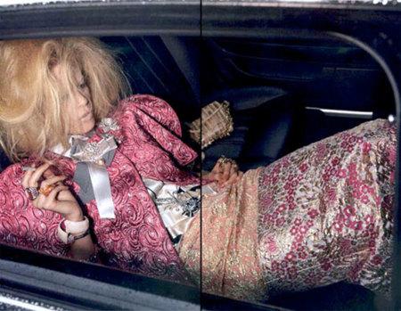 Claudia Schiffer para Vogue Italia
