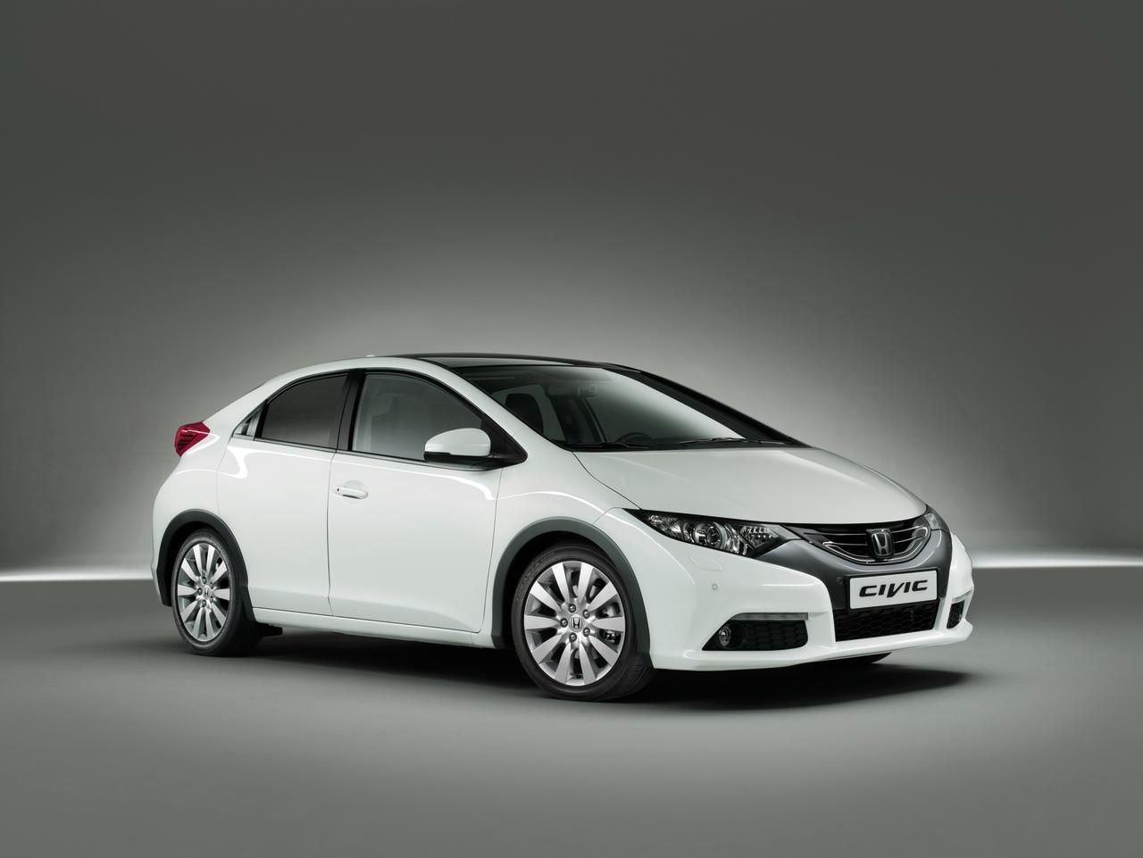 Foto de Honda Civic 2012 (107/153)