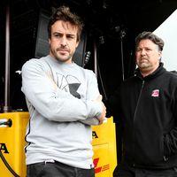 """Primera toma de contacto de Fernando Alonso con la Indycar: """"Un reto muy difícil"""", según el asturiano"""
