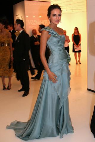 Camilla Belle, espléndida de Armani Privé