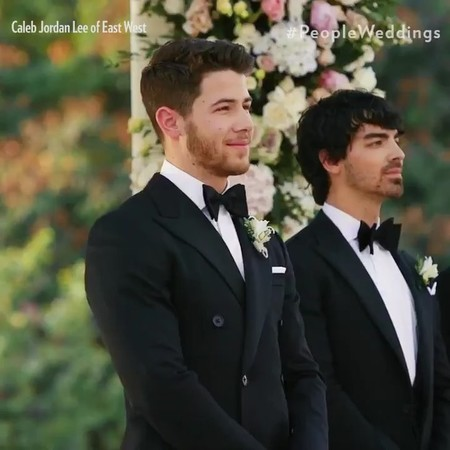 Revive Los Increibles Looks Que Vistio Nick Jonas En Su Boda Con Priyanka Chopra 3