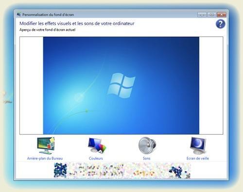 cambiar el fondo de pantalla de tu windows 7 starter con