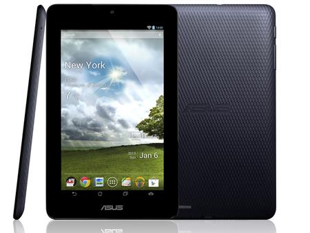 Asus MeMO Pad, otro tablet económico de siete pulgadas