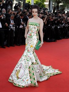 Mi look preferido de Cannes 2012: Fan Bingbing