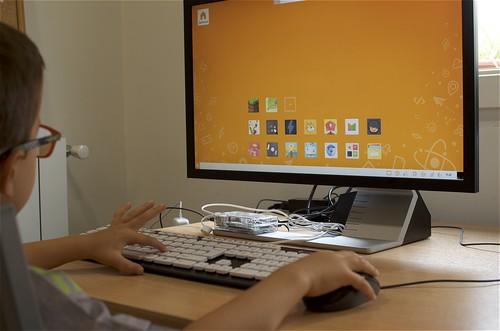 Cómo montar un ordenador para niños con una Raspberry Pi por menos de 100 euros