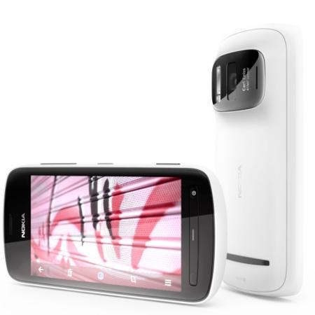 Nokia 808 Pureview, teléfono con sensor de 41 megapíxeles