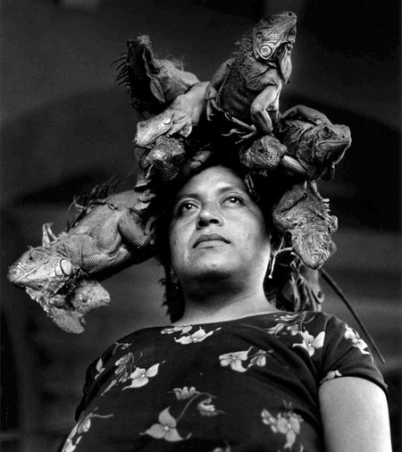 Iturbide Nuestra Senora De Las Iguanas Juchitan 1979