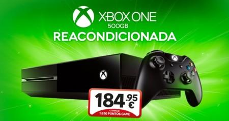 Hazte con una Xbox One por menos de 200 euros con el plan renove de GAME