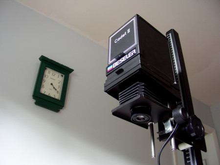 Claves para el revelado químico de fotografías (I): La habitación