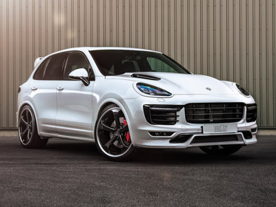 TechArt saca 710 CV al Porsche Cayenne Turbo