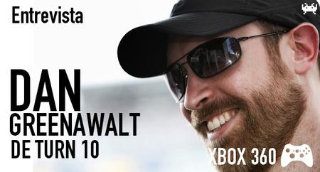 """""""Un festival de música en Colorado, con amigos, carreras y grandes coches. Esa es la idea de 'Forza Horizon'.""""Entrevista a Dan Greenwalt, director de la franquicia 'Forza' en Turn 10 [E3 2012]"""