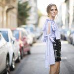 Isabel Marant, o cómo triunfar con una mini acharolada