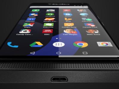 ¿Es ésta es la primera imagen del BlackBerry con Android? (Actualizado con nueva imagen)