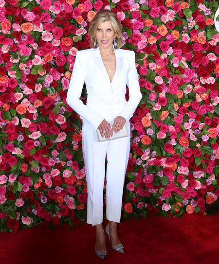 alfombra roja tony awards Christine Baranski