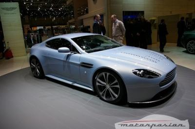 Aston Martin en el salón de Ginebra