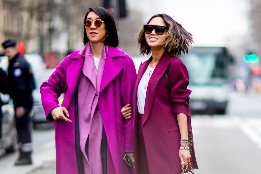 El street style nos inspira para llevar los colores joya en otoño con estas 13 propuestas low-cost