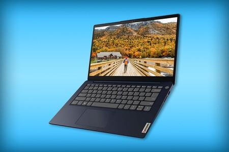 La Lenovo IdeaPad 3 bajó más de 7,000 pesos en Amazon México: con pantalla de 14 pulgadas, AMD Ryzen 5 y SSD de 256GB