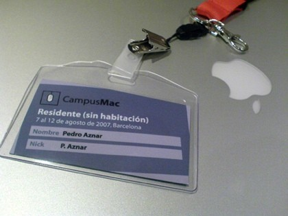 Asi ha sido la CampusMac 2007