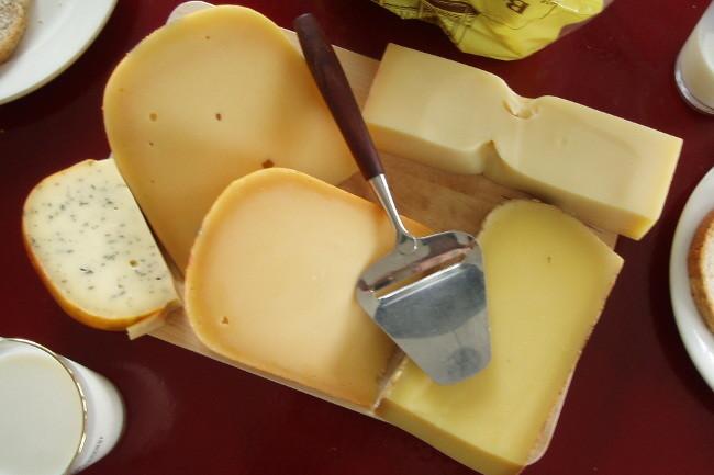 el queso fresco en las dietas