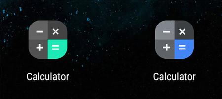 La Calculadora de Google se pasa al azul: estas son todas las novedades de su versión 7.4